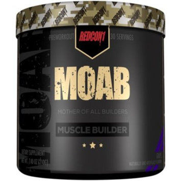 MOAB GRAPE 210 G (7.4 Ounces Powder) by RedCon1 at the Vitamin Shoppe