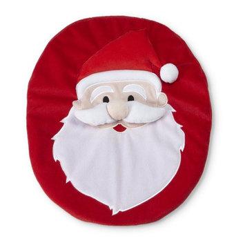 Cannon Christmas Toilet Seat Cover - Santa Claus