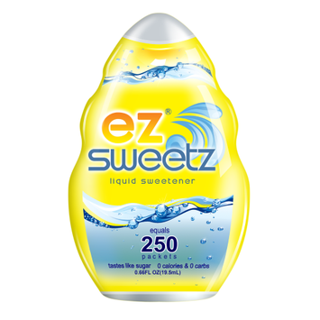 EZ-Sweetz® Liquid Sucralose Sweetener 0.66 oz.