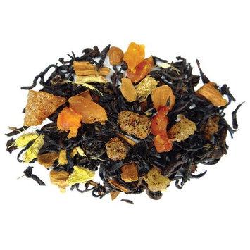 Ginger Peach Black Tea - Premium Loose Leaf Tea - Fusion Teas - 3oz Pouch [Ginger Peach]