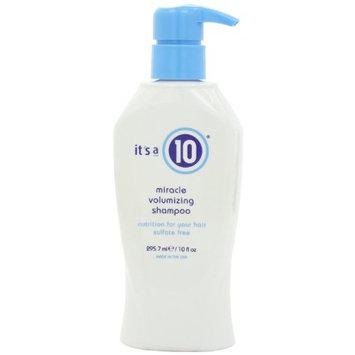 it's a 10 Miracle Volumizing Shampoo 10 oz ( Pack of 2)