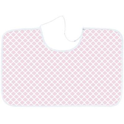 Babies R Us Kushies Nursing Canopy - Pink Lattice