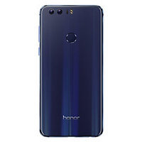 Huawei - Honor 8 4g Lte With 32GB Memory Cell Phone (unlocked) - Sapphire Blue