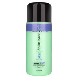 Clinical Care (Skin)Solutions Green Stuff - Facial Cleansing Gel 6 oz