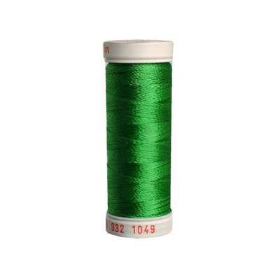 Sulky Rayon Thread 30wt 180yd-Grass Green