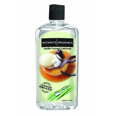 Intimate Organics Vanilla Carmel Flavored Lube, 4 Ounce