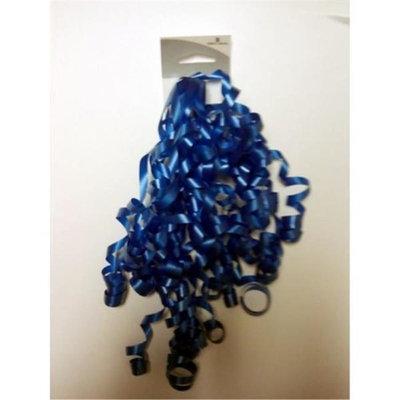 Ddi American Greetings Blue Curly Gift Bow