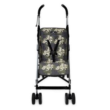 Balboa Baby Stroller Liner In Swirl- Grey, Cream and Sage