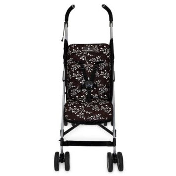 Balboa Baby Stroller Liner In Brown Berry