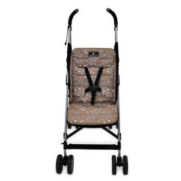 Balboa Baby Stroller Liner In Khaki Berry