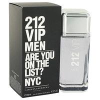Carölina Hërrera 212 Vïp Cölogne For Men 6.7 oz Eau De Toilette Spray + a FREE After Shave Balm For Men