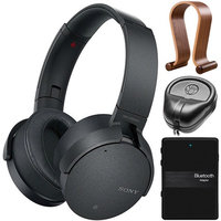 Sony XB950N1 Noise Canceling Extra Bass Wireless Headphones Accessories Kit (Black)