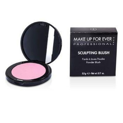 Make Up For Ever Sculpting Blush Powder Blush, No. 8 Satin Indian Pink, 0.17 Ounce