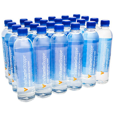 The Vitamin Shoppe Iceland Natural Spring Water 16.9 F