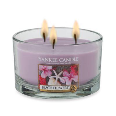 Yankee Candle® Housewarmer® Beach Flowers™ 3 Wick Candle