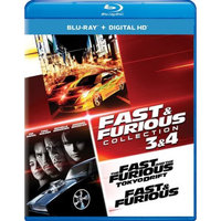 Mca Fast & Furious Collection 3 & 4 DVD