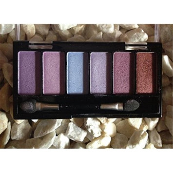 Merchandise 8646856 Colormates 5Pan Eye Shadow Mineral Purple