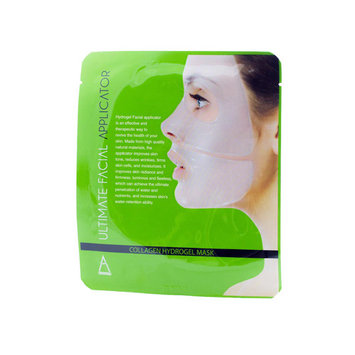 Facial Mask Ultimate Collagen Applicator It Works for Deep Hydration and Rejuvination 8 masks