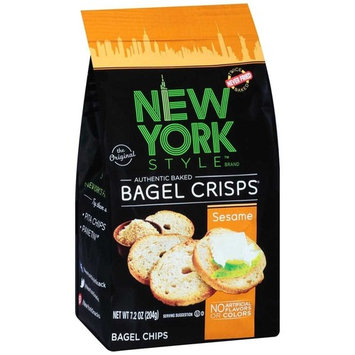 York Style Bagel Crisp Sesame (7.2 OZ)