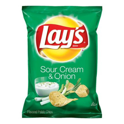 Frito Lay Lay's Sour Cream & Onion 64/1.5 oz