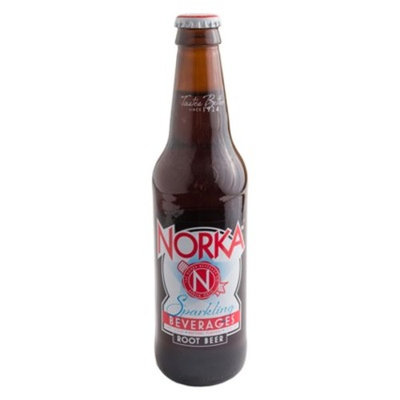 NORKA Root Beer - 4pk/12 fl oz Glass Bottles