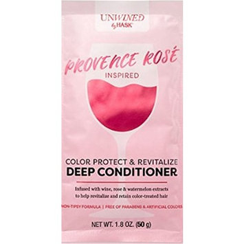 Unwined Hair Treatment! Infused With Wine! 1.8 Oz Packet! Brut Rose! Provence Rose! Pinot Grigio! Pinot Noir! Sauvignon Blanc! Caberernet Sauvignon!