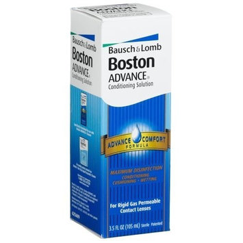 BOSTON CONDITIONER SOLUTION ADVANCE 3.5oz by BAUDR SCHOLLS AND LOMB *** by BAUSCH AND LOMB VISION