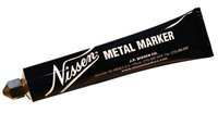Nissen - 00201 - Metal Marker, White