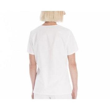 Women's Core Essentials Mechanical Stretch V-Neck Scrub Top