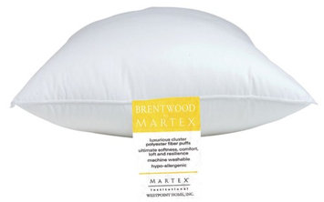 2 Martex Brentwood Gold Label King Hotel Pillows (Pack of 2)