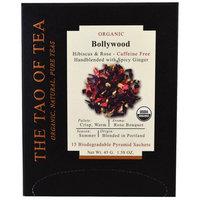 The Tao of Tea, Organic Bollywood, 15 Pyramid Sachets, 1.58 oz (45 g) [Flavor : Bollywood]