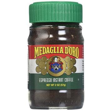 Medaglia d'Oro Instant Espresso Coffee, 2 Oz (Pack of 3)