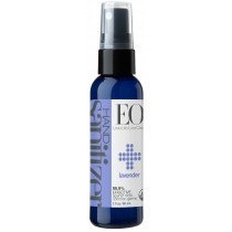 Hand Sanitizer Spray Lavender Aloe EO 2 oz Liquid
