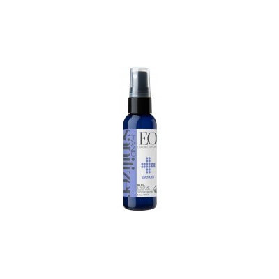 Hand Sanitizer Spray Lavender Aloe EO 2 oz Liquid