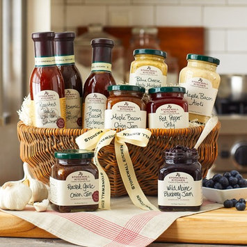Stonewall Kitchen Favorite Flavors Gift (9 pc)