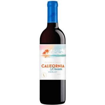 California Dream Merlot 750ml