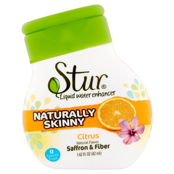 Stur Liquid Water Enhancer, Citrus, 1.42 Fl Oz, 6 Count