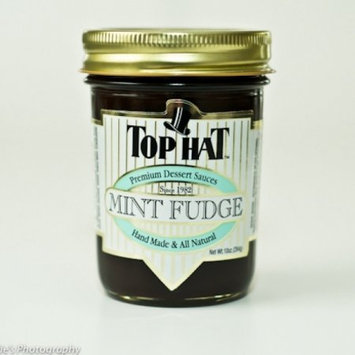 Chocoalteorg Mint Fudge Sauce 10 Oz