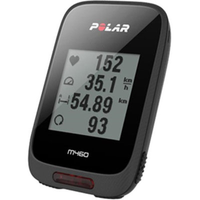 RedMoby Polar-M460 Bike Computer with Advanced Cycling Metrics