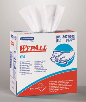 Wypall X60 WypAll* Extended Use Wipers