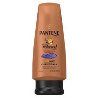 Pantene Pro-V Truly Relaxed Hair Moisturizing Conditioner 12.0 oz.(pack of 12)