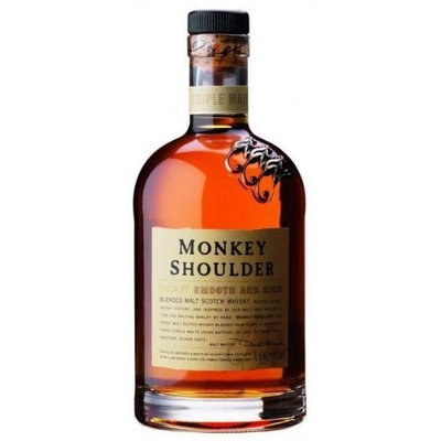 Monkey Shoulder Triple Malt Blended Scotch Whisky 750ml