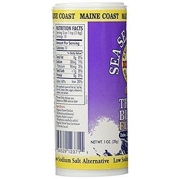 Sea Seasonings Triple Blend Flakes 1 Ounces by Maine Coast