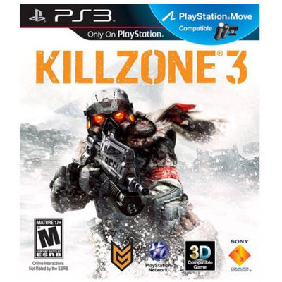 Sony Killzone 3 (PS3) - Pre-Owned