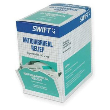 Honeywell 1751001 North by Swift First Aid Anti-Diarrhea Relief Tablet, Plastic, 1