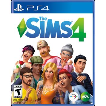 Ea Sims 4 Playstation 4 [PS4]