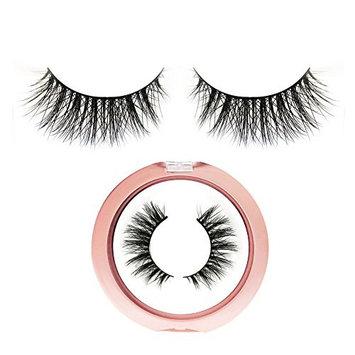 BEPHOLAN False Eyelashes Mink Lashes Reusable Handmade Fake Eyelashes Natural Look Fake Eyelashes Easy to Apply(XMZ11)
