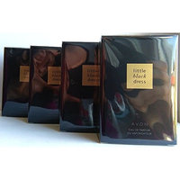 4 x AVON Little Black Dress Eau de Parfum 50ml - 1.7fl.oz. SET !