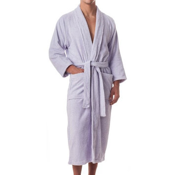 Regency ExceptionalSheets Mens 100% Egyptian Cotton Terry Cloth Robe