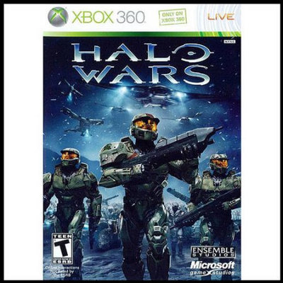 Microsoft Corp. Halo Wars (Xbox 360) - Pre-Owned